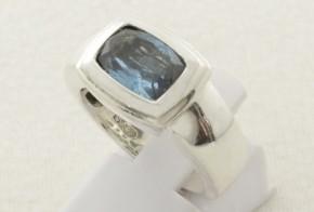 Дамски сребърен пръстен с циркон SD0134