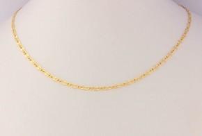 Златен синджир от жълто злато C0139