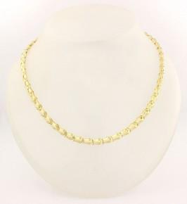 Дамски синджир от жълто злато C0096